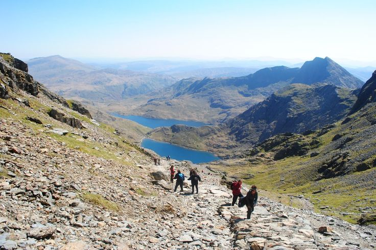 Three Peaks Challenge? So last year. Try these mountain challenges instead...