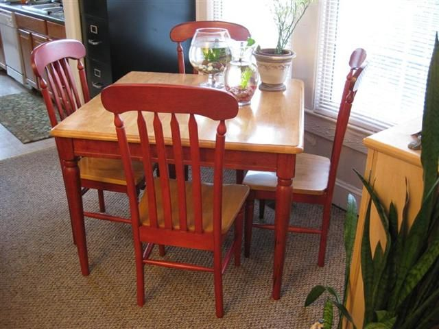 Ideas About Red Kitchen Tables On Kitchen Tables Kitchen Ideas