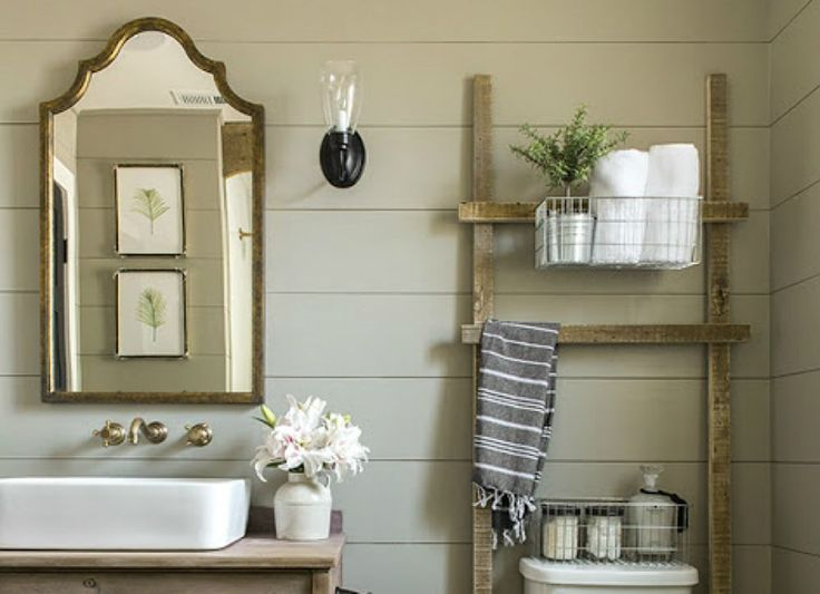 9 Ways to Make a Half Bath Feel Whole