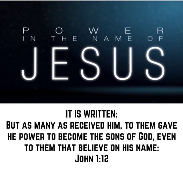 I believe God. I believe the Word. I believe in Love. God is the Word and God is Love. Bible. Scripture. Truth. I live by these three words: IT IS WRITTEN. John 1:12
