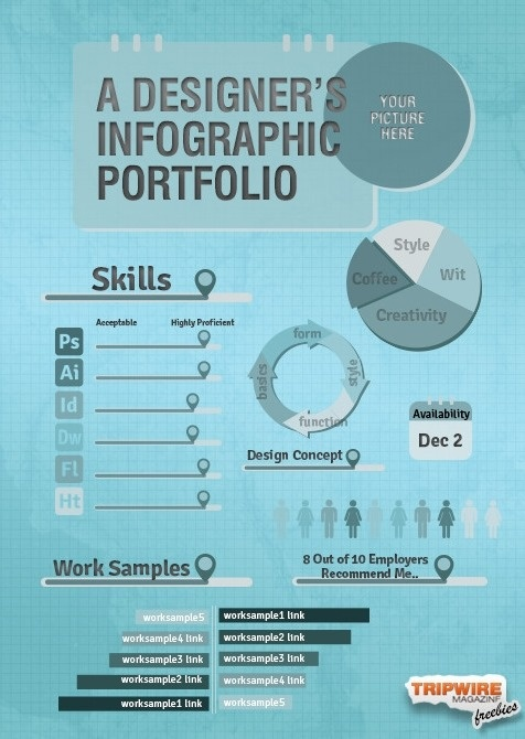 96 best Resume \ Portfolio images on Pinterest Creative - resume portfolio