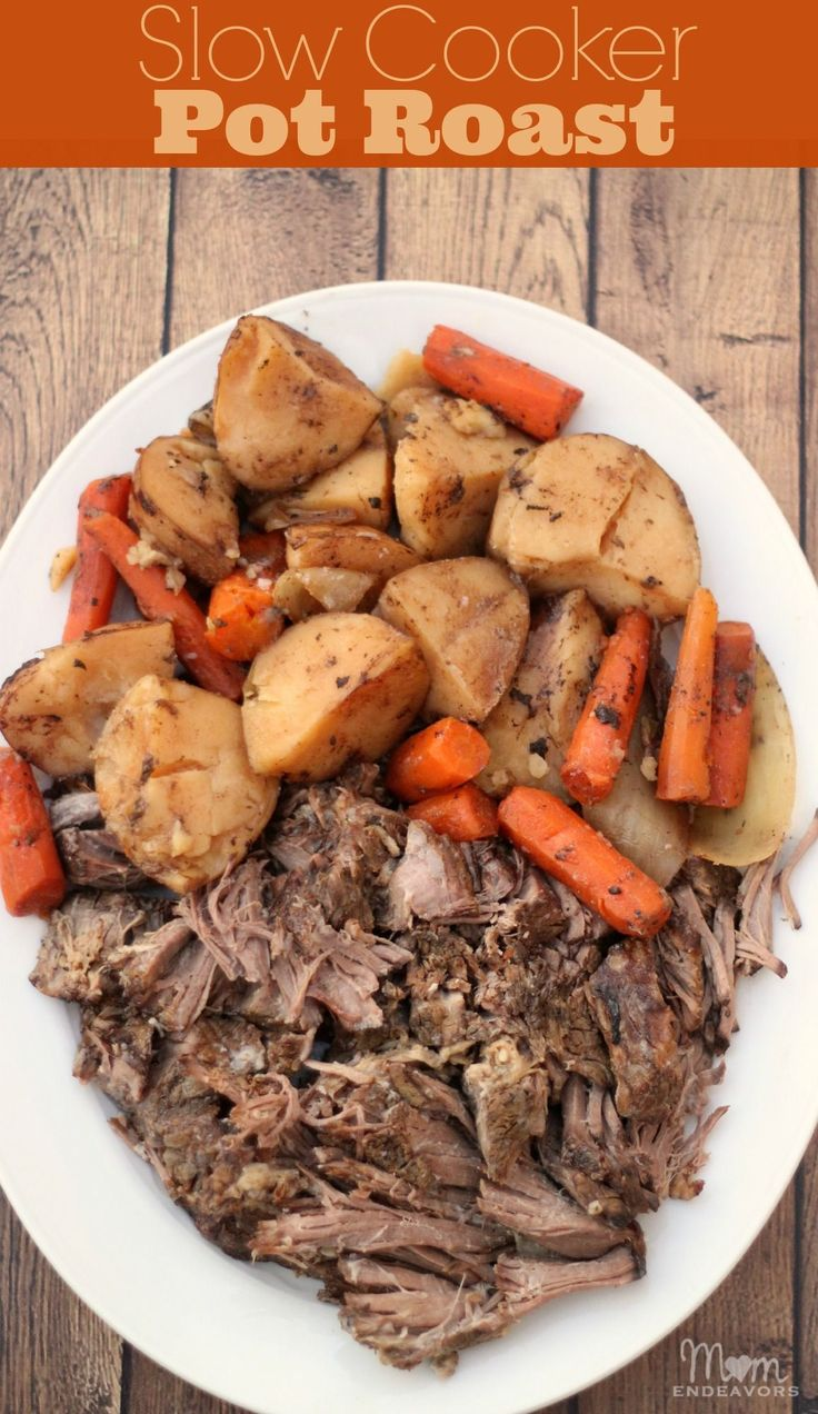 Place chopped onions, carrots, mushrooms, and green pepper into the slow cooker. Heat a large non-stick pan coated with cooking spray over medium-high heat. Brown the meat for approximately three minutes per side. Carefully remove the meat from the pan .