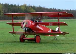 Fokker D1 Triplane [replica]