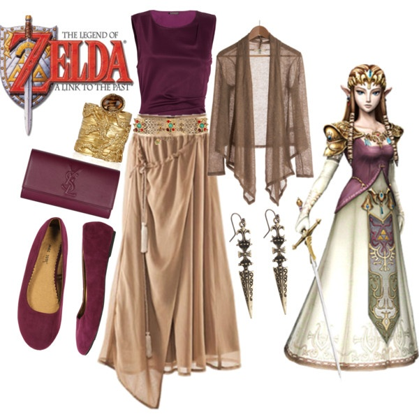 Zelda, Princess of Hyrule - more like twilight princess instead of Link to the past but eh, I'll take it.