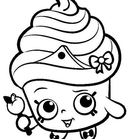 20 shopkins party craft ideas and shopkins coloring pages page 3 of 3 - Coloring Pages
