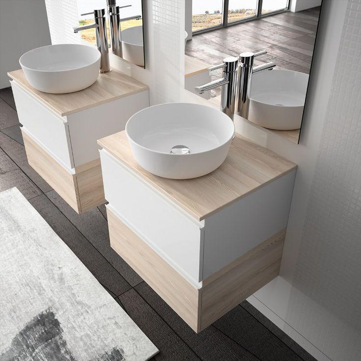No importa si vuestro cuarto de baño es grande o pequeño, luminoso u oscuro, con los muebles para baño Salgar y sus accesorios, podréis iluminar y cambiar el espacio a uno confortable y funcional.…