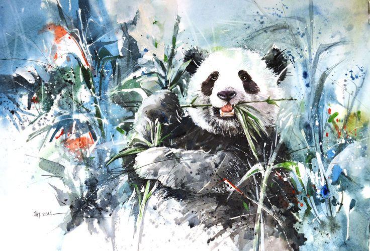 Panda Bear by Abstractmusiq https://www.youtube.com/watch?v=Yfx5gTDwNCg