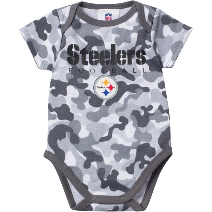 Steelers Baby Clothes Magnificent 26 Best Pittsburgh Steelers Baby Images On Pinterest  Pittsburgh Design Ideas