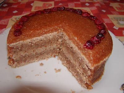 Nyerskonyha a gyakorlatban: Almás mazsolás torta