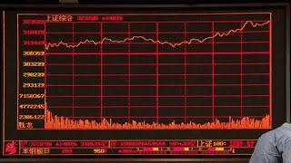 MUNDO CHATARRA INFORMACION Y NOTICIAS: La Bolsa de Shanghái cierra al alza hoy día, en un...