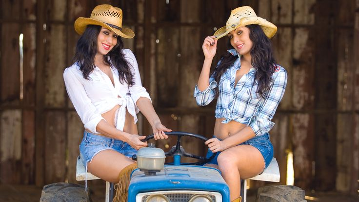 Rare photos: The Bellas as you've never seen them before!