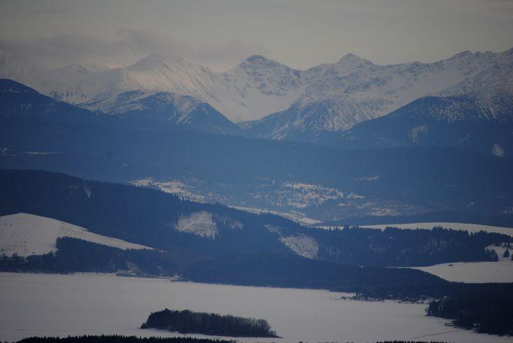 Orava - Klin - januar/2014 - Winter - beauty - Somewhere in Slovakia