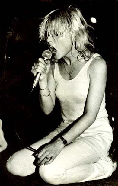 Young Debbie Harry | Debbie Harry - Blondie: From Playboy Bunny to The Originator of New ...