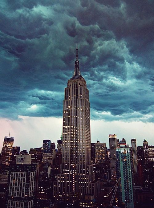 The Empire State Building Referat