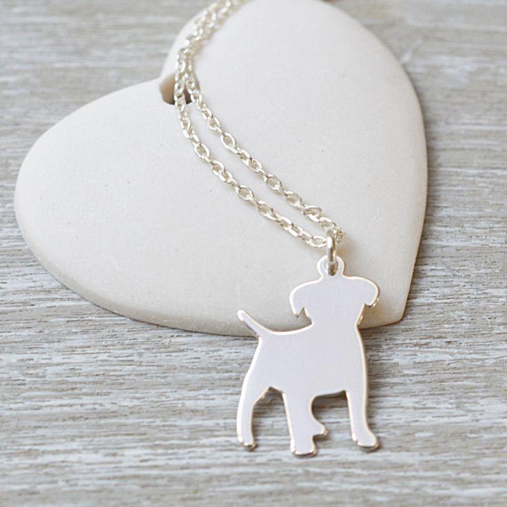 Bransoletka z pieskiem. Zobacz na: https://laoni.pl/srebrna-bansoletka-z-pieskiem #pies #prezent #biżuteria #święta #bransoletka