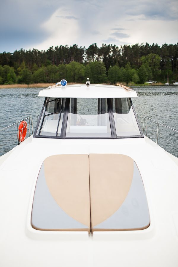 Masurische Seenplatte Nautika 1300 #masuren #polen_hausboot