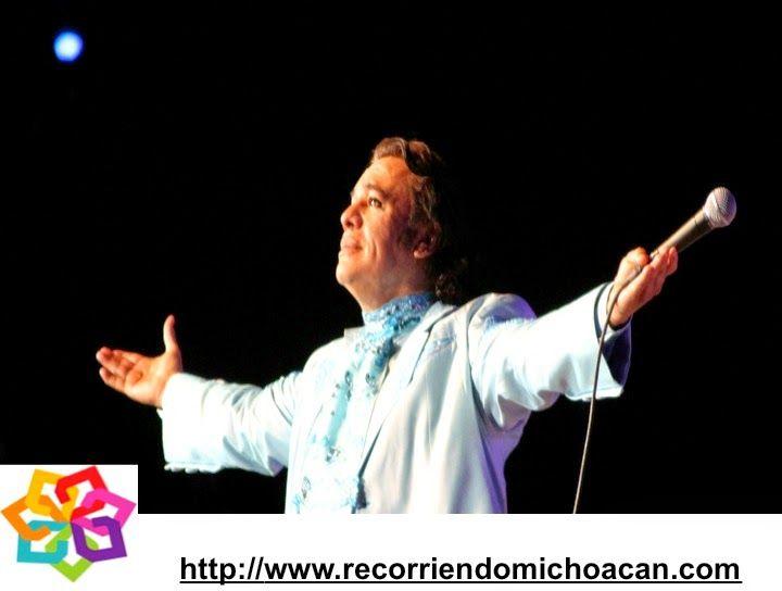 MICHOACÁN MÁGICO te comenta que muchas de las canciones escritas por Juan Gabriel, son consideradas patrimonio de la cultura popular de México, y es que cuenta con más de cuarenta anos de carrera artística ininterrumpida regalándonos muchos momentos de música y sentimiento. HOTEL LA CASITA http://www.hotellacasita.com.mx/