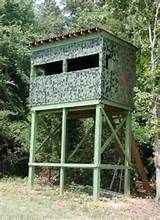 elevated deer blinds - Yahoo Image Search Results