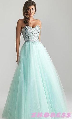 prom dress prom dresses. Okay okay I admit it a little poof is good!