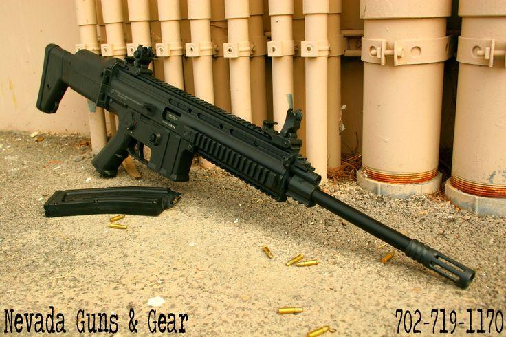 Legacy MK22 .22LR Scar Clone