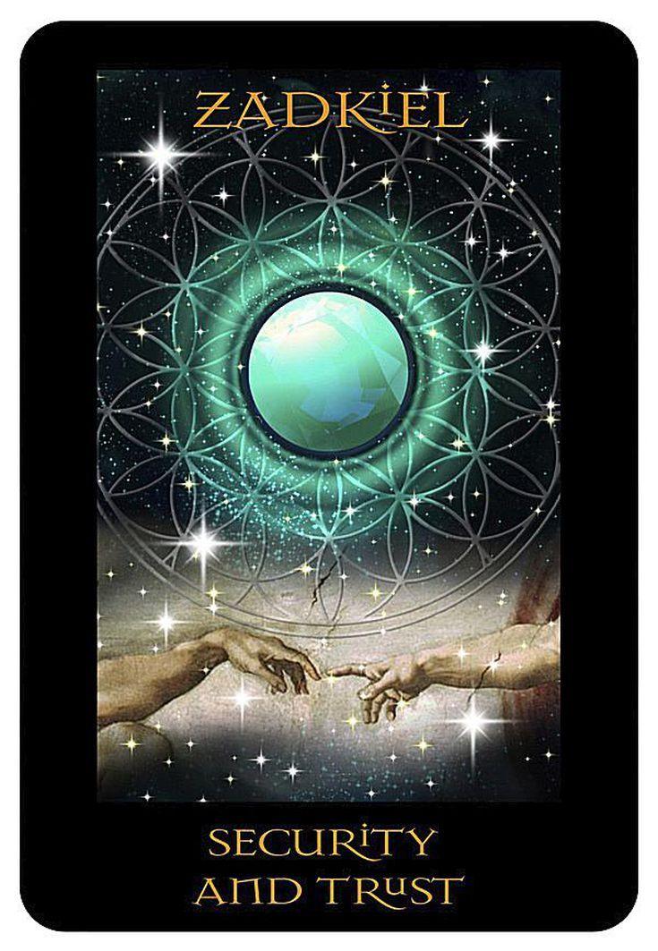 Angels of atlantis oracle card deck angel cards angel