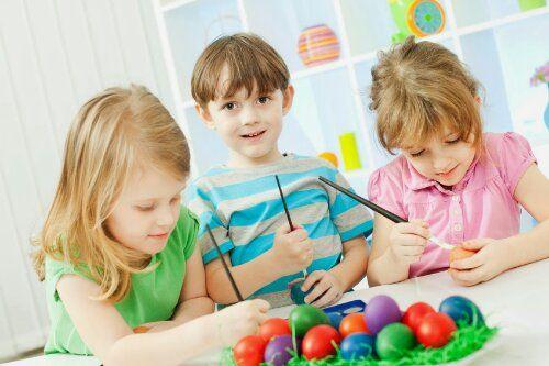 Ludoteca de Semana Santa en inglés para niños