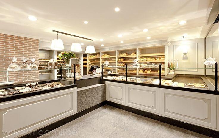 Winkelinrichting Bakkerij Fransen