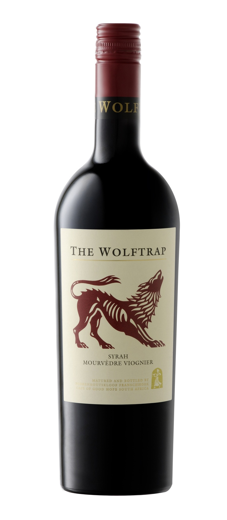 The Wolftrap (South Africa) wine