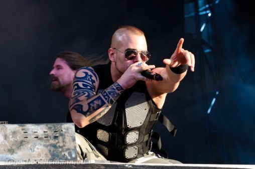 Sabaton Live at Wacken 2013