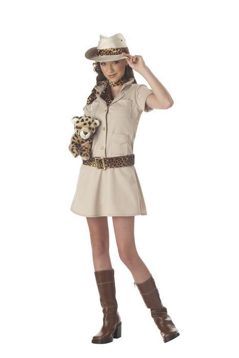 Fancy Dress Ideas: Safari Costumes & the Safari Suit