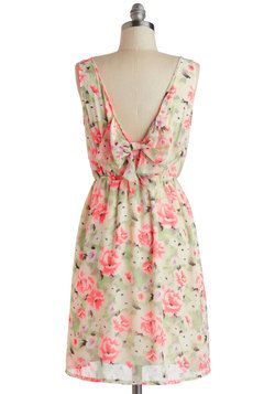 Bold Blooms Dress, #ModCloth