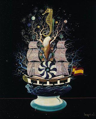 Fantasía marinera, Urbano Lugrís