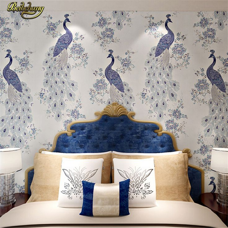 Beibehang Pássaro Floral Em Relevo não tecido rolo de papel de parede papel de parede Do Pássaro 3d Decalques de Vinil papel de parede do fundo da parede entre em contato papel em Papéis de parede de Melhoramento Da casa no AliExpress.com | Alibaba Group