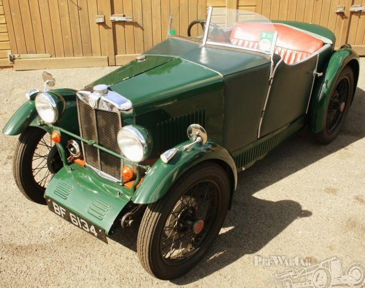 MG M-Type 1930.