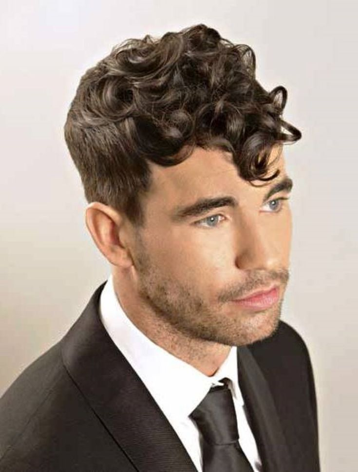 Marvelous Cool Hairstyles For Men With Curly Hair Hair Grab Short Hairstyles Gunalazisus