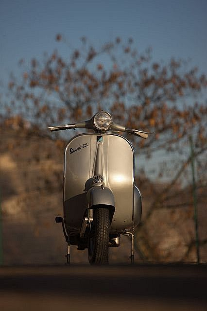 1960 Vespa 150 GS VS-5 No reserve - by Artcurial - Briest - Poulain - F. Tajan