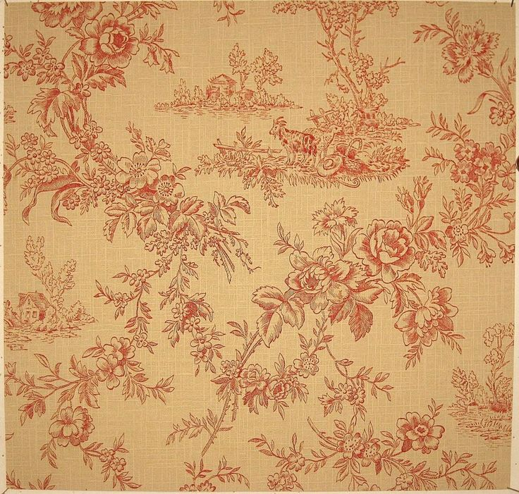 21 Best Toile Wall Paper Images On Pinterest: 98 Best Images About Toile On Pinterest