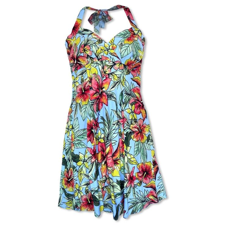 722 Best Images About Hawaiian Dresses On Pinterest