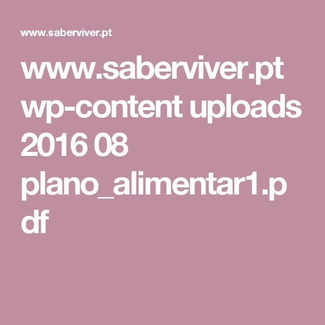 www.saberviver.pt wp-content uploads 2016 08 plano_alimentar1.pdf