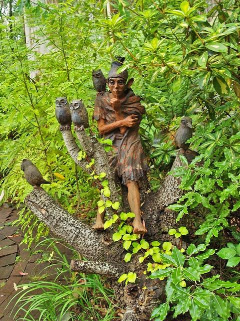 Bruno's Art and Sculpture Garden, Marysville, Australia. Sculptures by Bruno Torfs. http://www.brunosart.com/