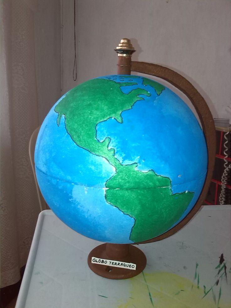 Maqueta escolar globo terraqueo maquetas sistema solar - Como hacer un photocall casero ...