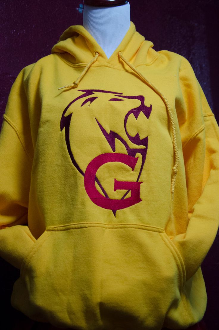 Harry Potter Quidditch House Team Gold Hoodie Uni-Sex Adult sweatshirt, Gryffindor and Hufflepuff inspired, Harry Potter, Weasleys, Diggory by TheElliottsCloset on Etsy https://www.etsy.com/listing/206445998/harry-potter-quidditch-house-team-gold