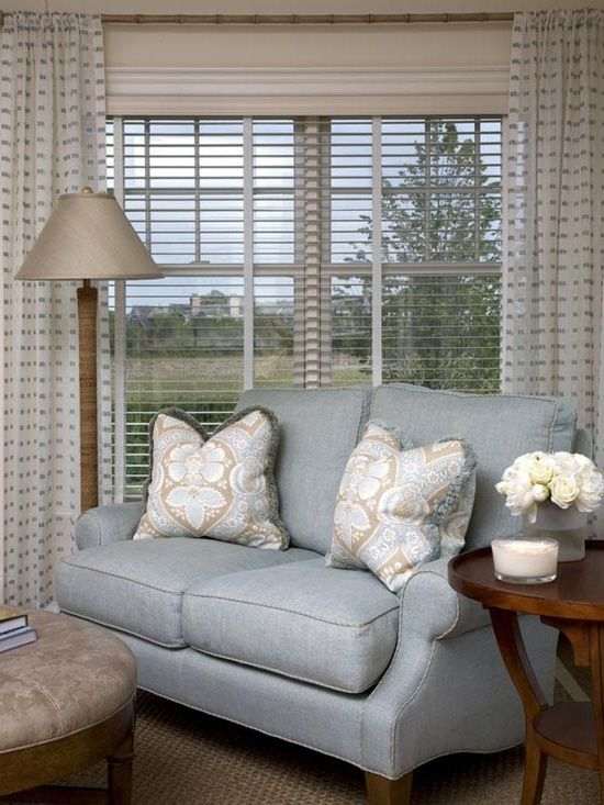 17 best ideas about small window treatments on pinterest. Black Bedroom Furniture Sets. Home Design Ideas