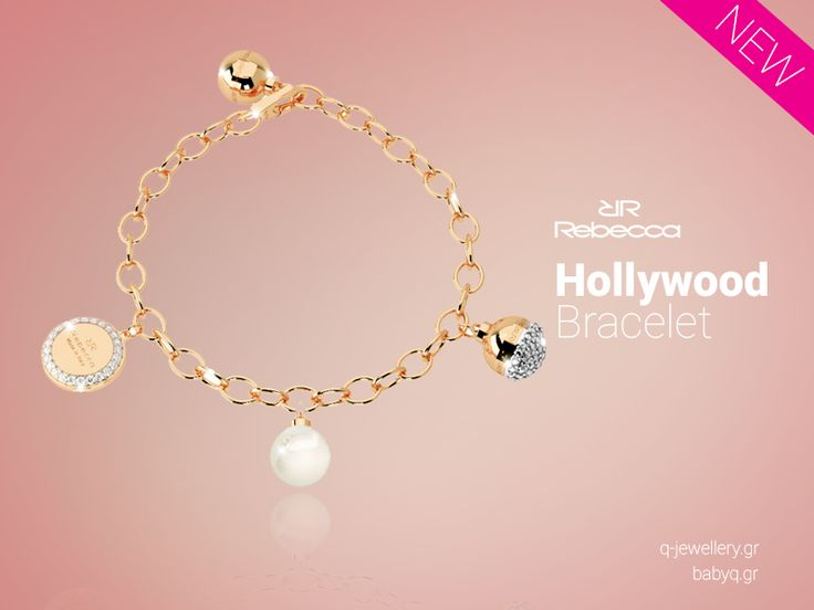 Hollywood Bracelet - Rebecca
