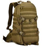 Hot Sale!Men Military Backpack Molle Trekking Camouflage Bags 40L Campe Bag Mochila S112
