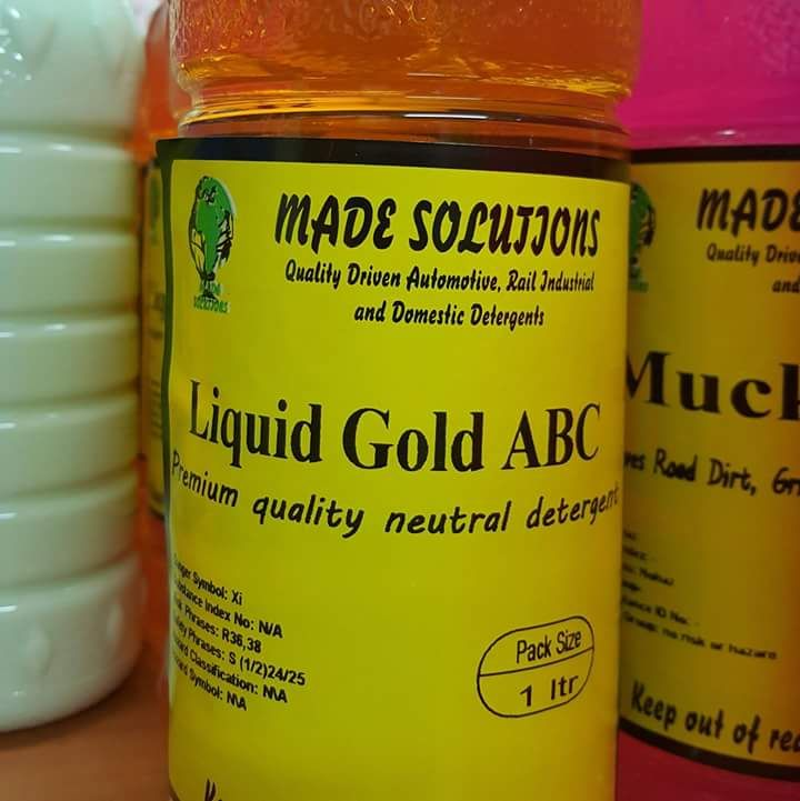 Made Solutions are dedicated to the supply of quality industrial cleaning detergents, suitable for cleaning all modes of transport, based in Durban.