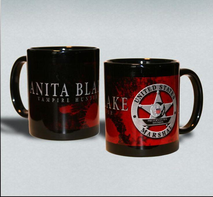 Anita Blake US Marshal MUG