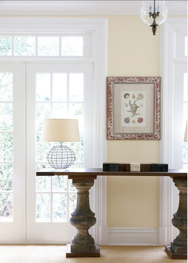 Best 25 cream paint colors ideas on pinterest cream - Benjamin moore paint for living room ...