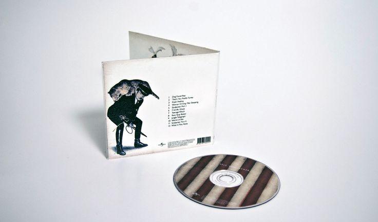 CD / design av fridapihl.se