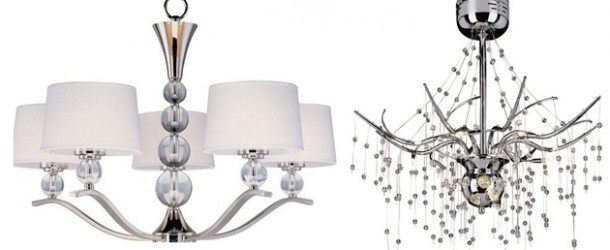 15 Modern and Contemporary Chandeliers